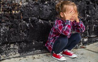 Çocuklarda anksiyete bozukluğu